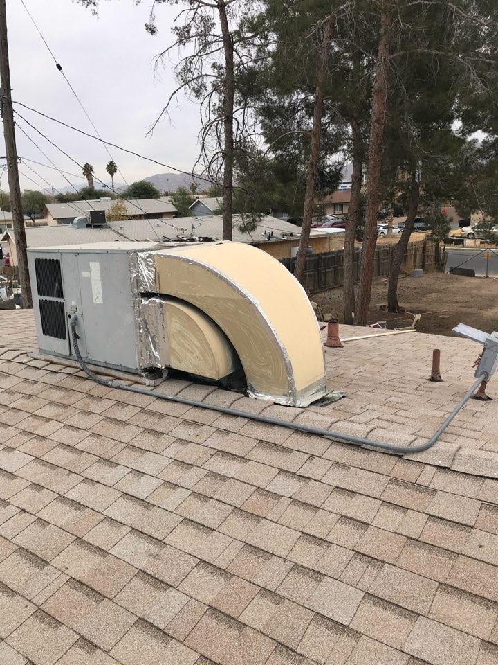 North Las Vegas, NV - Residential no heat