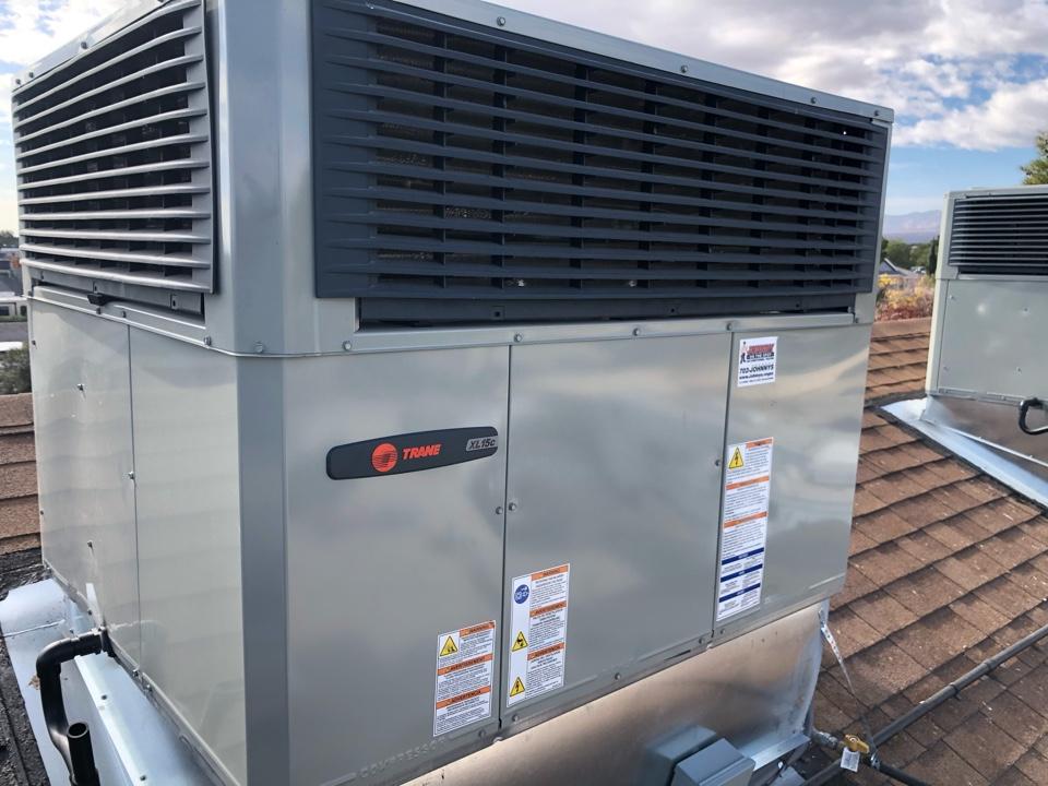 North Las Vegas, NV - Residential furnace preventative maintenance