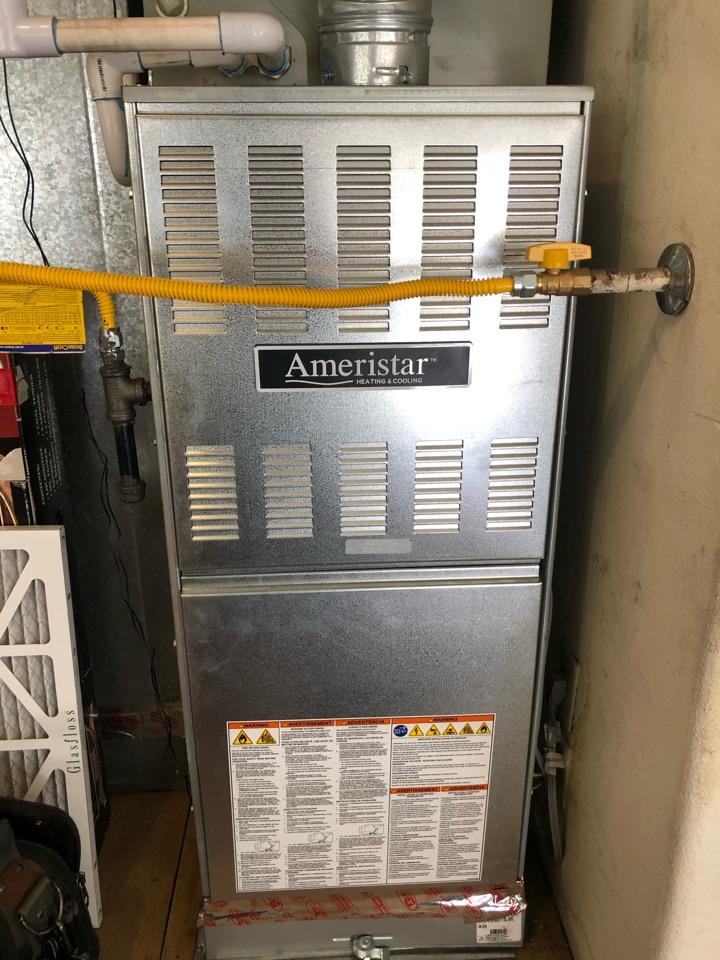 Henderson, NV - Residential furnace preventative maintenance