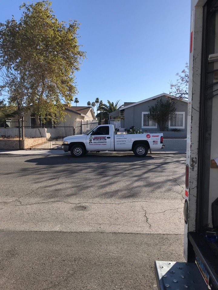 Las Vegas, NV - Second package unit installation today!!