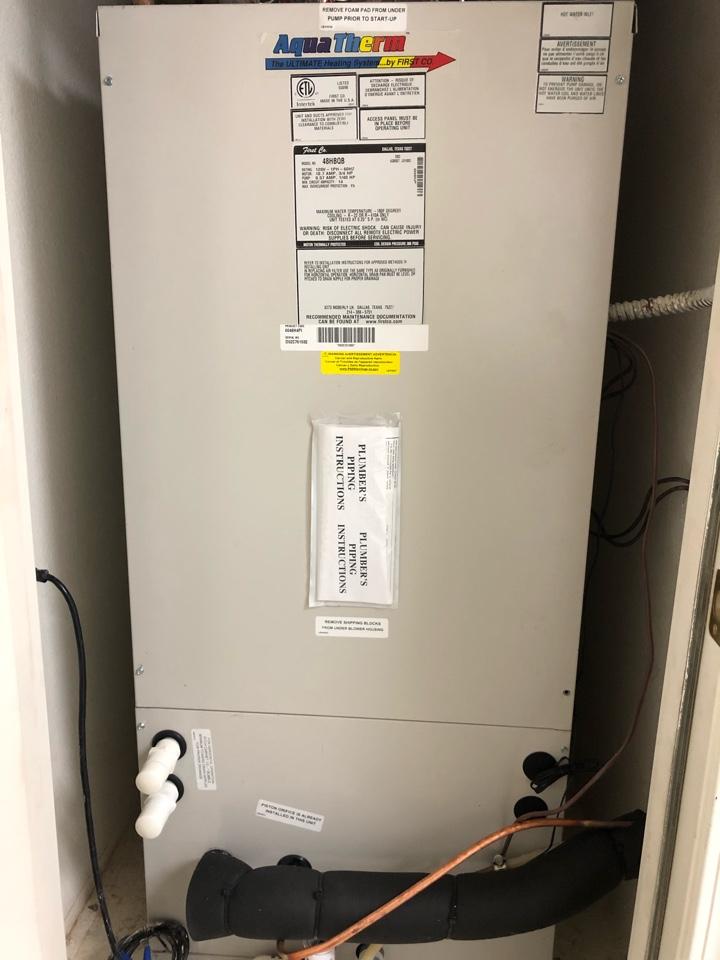 Las Vegas, NV - Residential air handler preventative maintenance