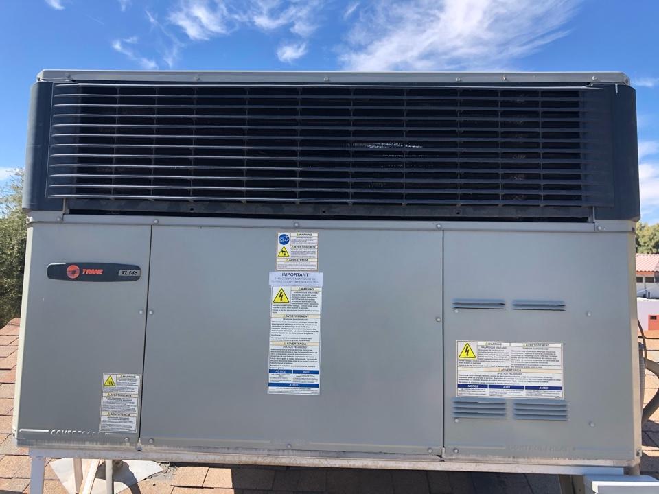 Las Vegas, NV - Residential A/C preventative maintenance