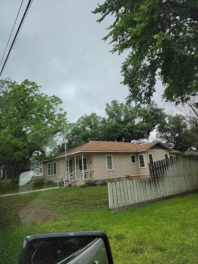 Llano, TX - Hail damage. Roof estimate
