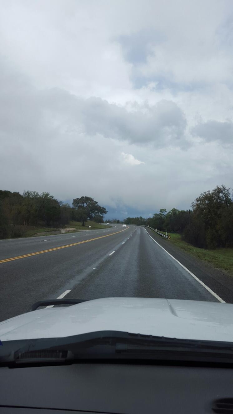 Spicewood, TX - Storm damage roof repair