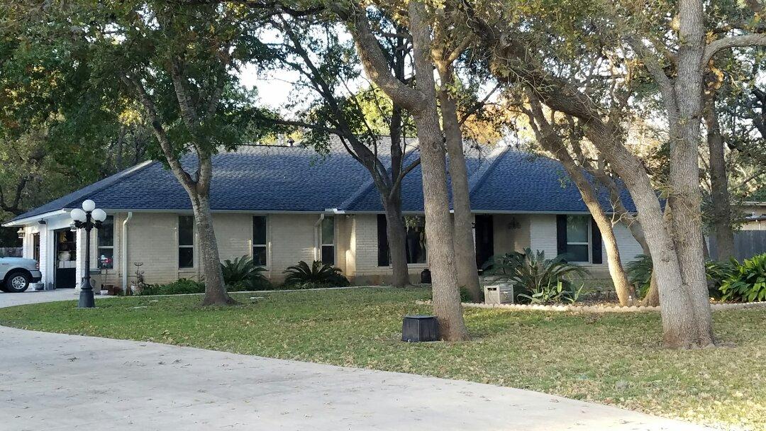 Shavano Park, TX - Free roof inspection
