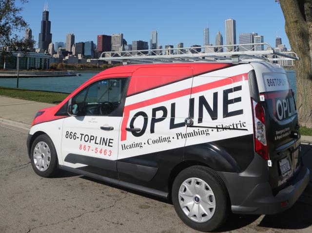 Chicago, IL - Lennox Furnace preventive maintenance.
