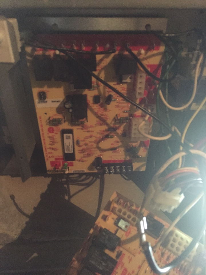 Cypress, TX - AC not cooling, replacing control board