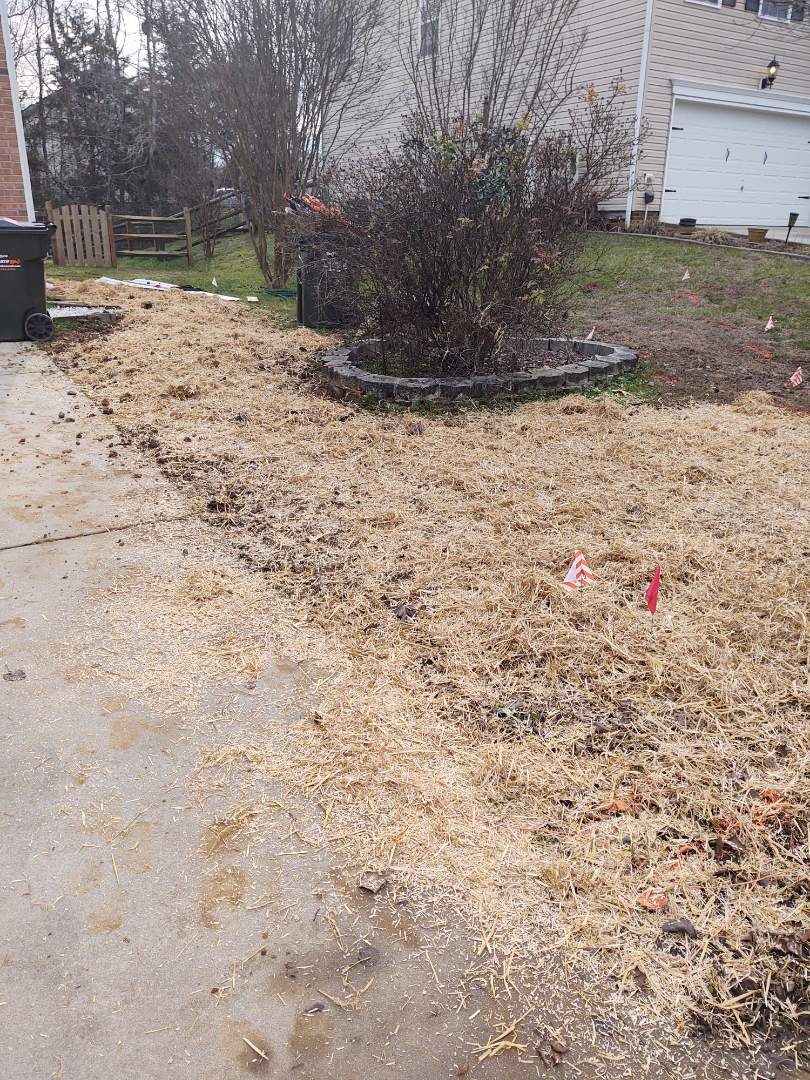York, SC - Install new water line from meter to home, rerouted water line out of the concrete slab