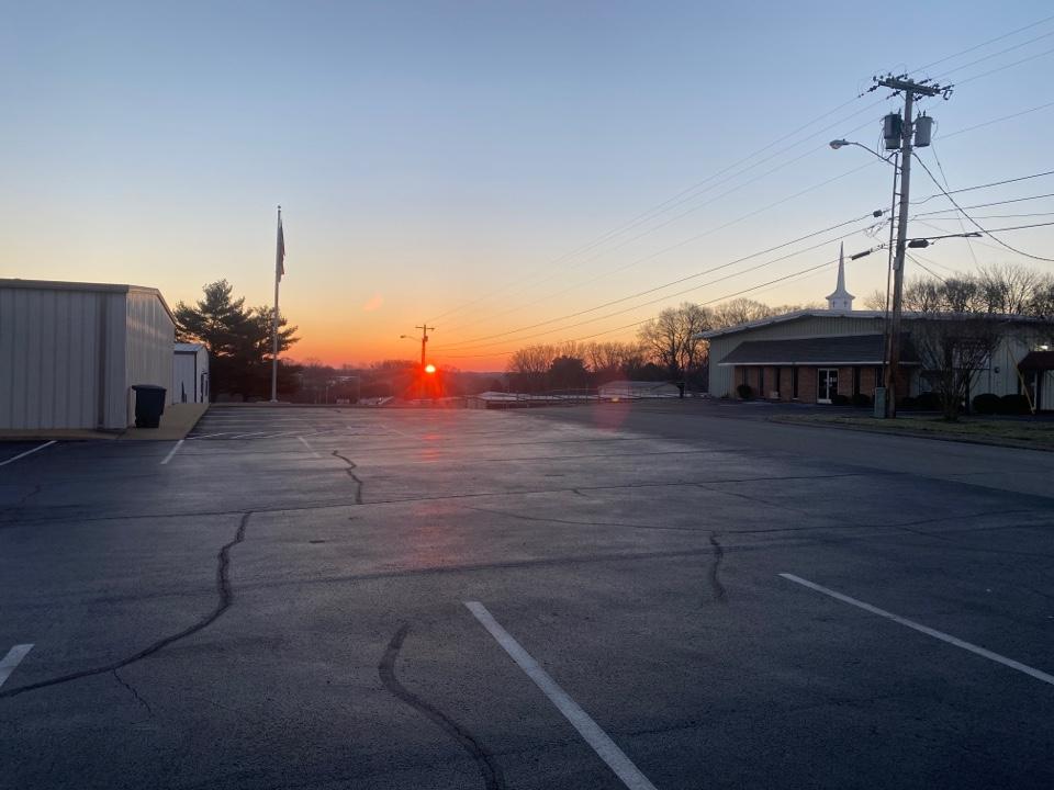 Columbia, TN - Sunrise!!!
