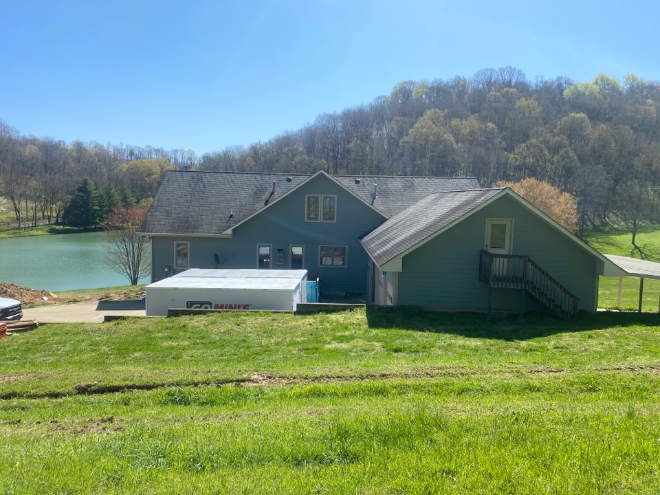 Culleoka, TN - Upcoming Standing Seam metal and GAF Timberline HDZ roof project!!