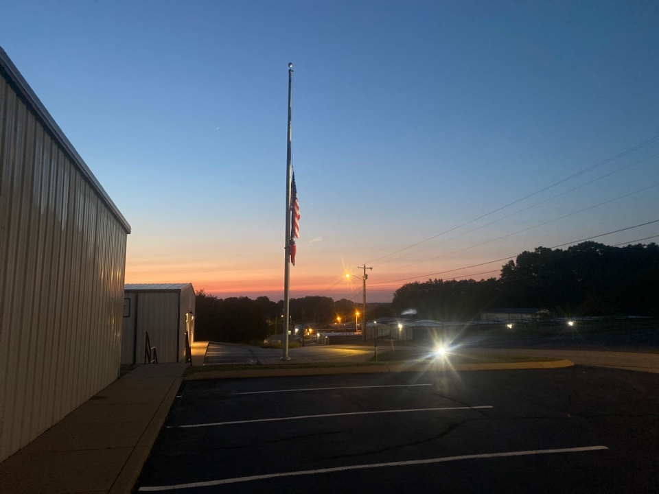 Columbia, TN - We will NEVER FORGET. God Bless America !