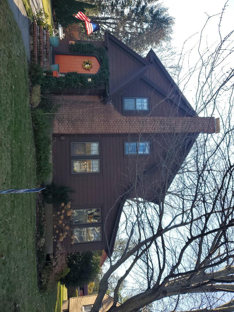 Wethersfield, CT - Roof/siding repair.