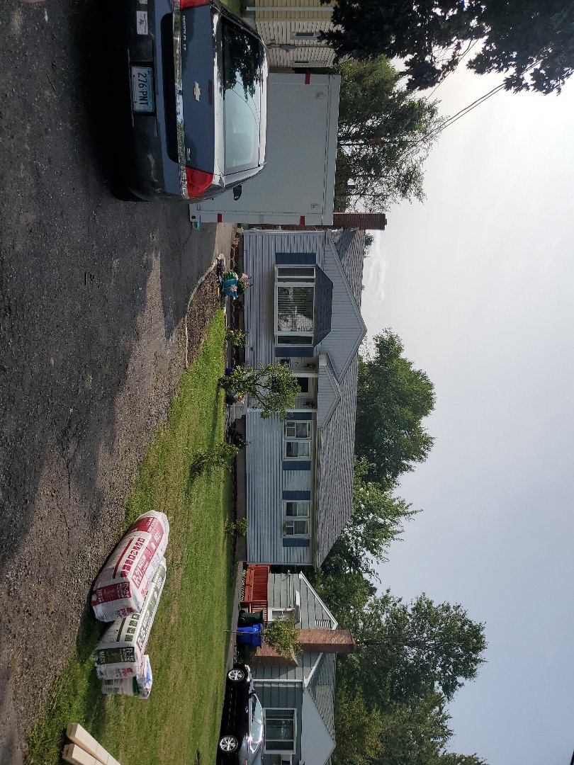 Wethersfield, CT - New roof and interior work.