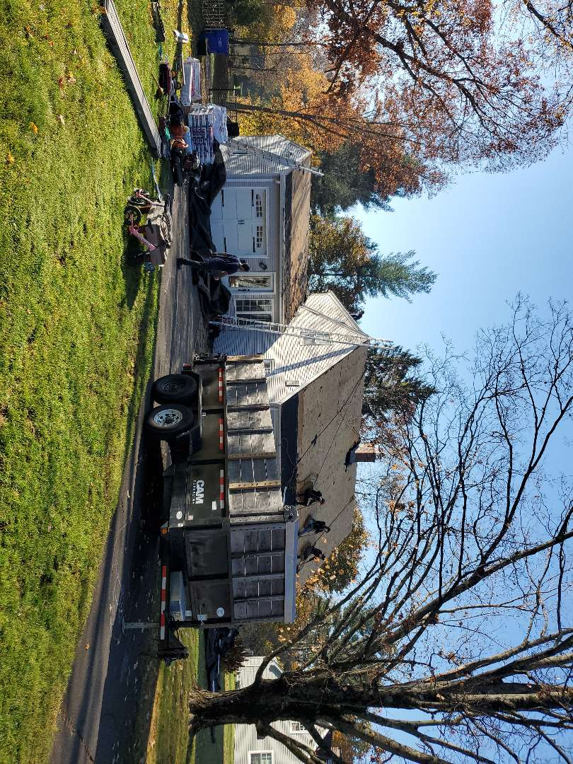 Glastonbury, CT - New roof.Pewter Gray.