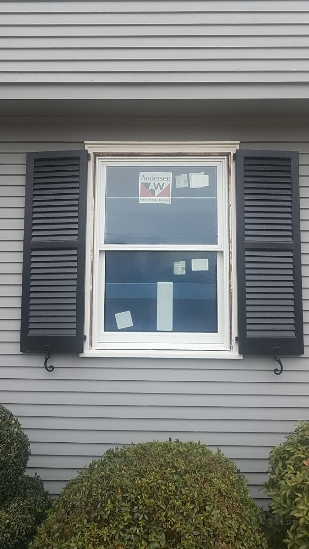 Manchester, CT - New Anderson 400 Series replacement windows