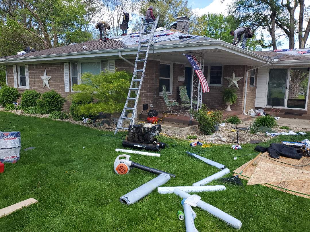 Danville, IL - Roof System Replacement