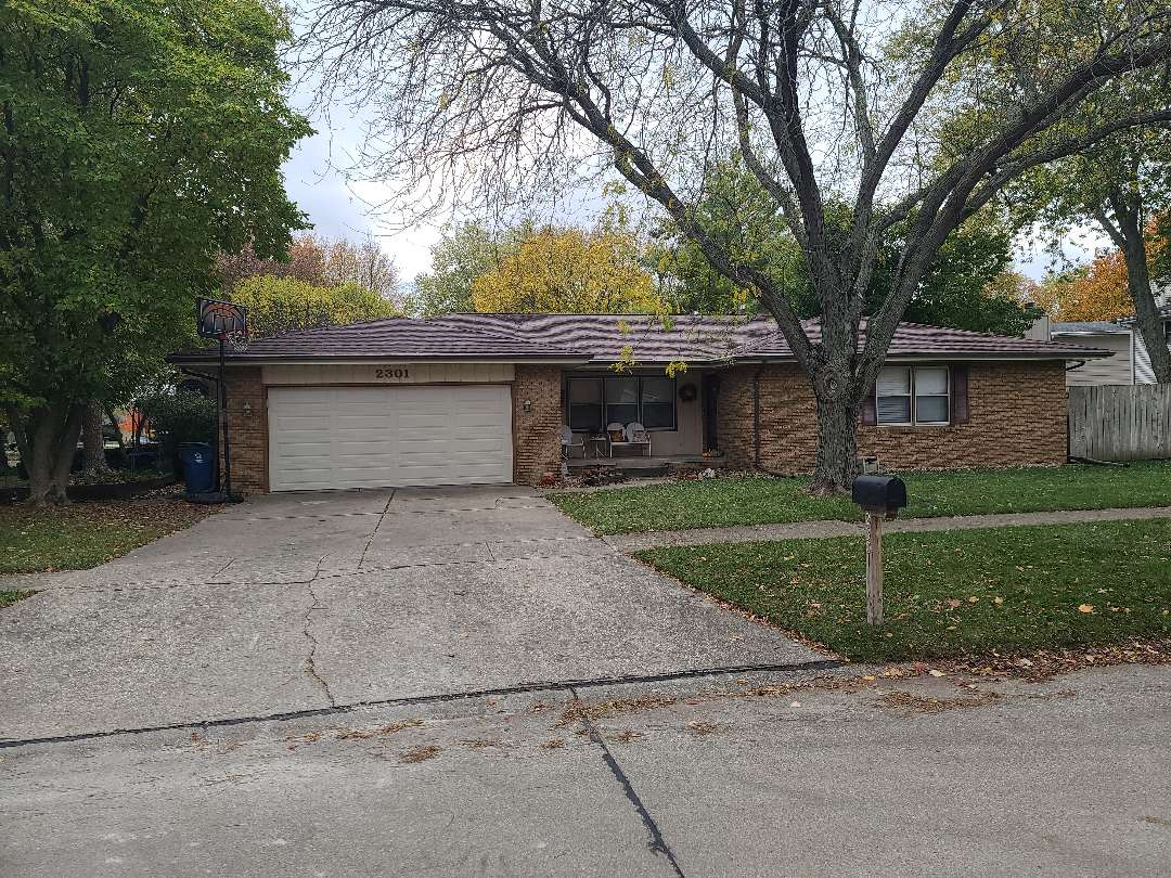 Champaign, IL - Completed Residential asphalt shingle roof