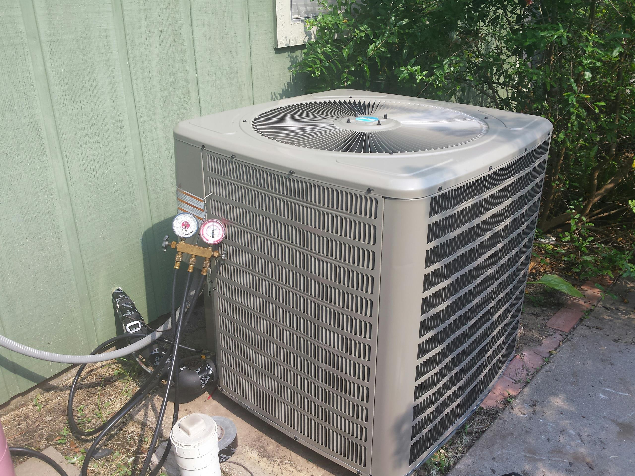 Houston, TX - New AC Condenser and Evaporator Coil R410a refrigerant 14 SEER.