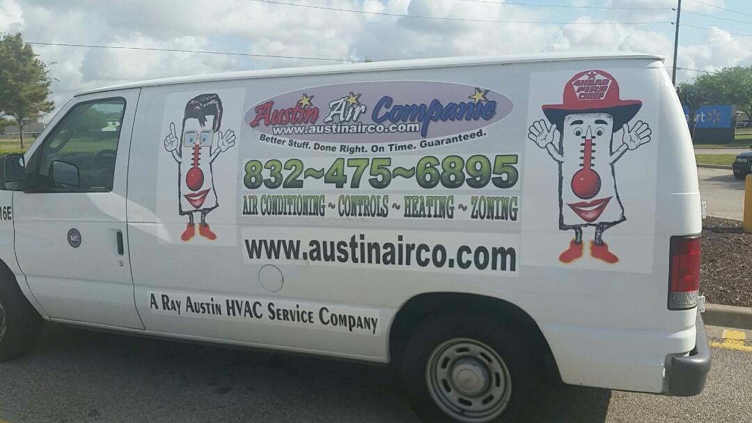 Katy, TX - AC Freon leak problems serviced.