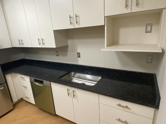 Rockville, MD - Steel Gray Countertops