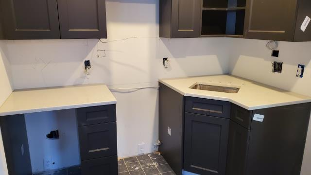 Washington, DC - Quartz- Carrara Grigio