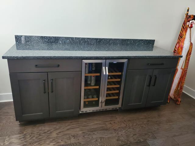 Aspen Hill, MD - Granite Blue Pearl