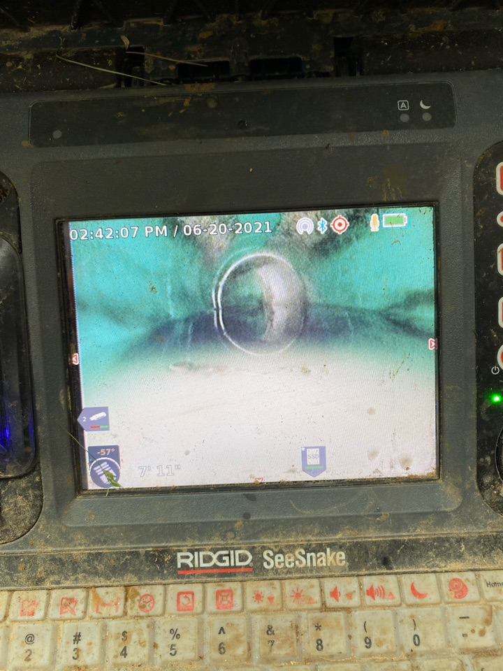 Rhinelander, WI - Emergency sewer back up, fixed and back up and draining properly