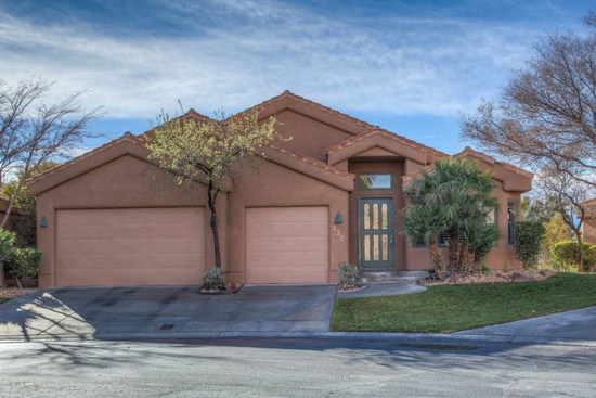 """3 beds 3.5 baths 3,527 sq ft Stunning newly REMODLED with Urbanfloor """"Wood Flooring"""" that set the tone with a """"rich and warm feeling. Newly installed upgrades total over $50,000, which can easily be seen in this property from the $9,000 carpeting to the $5400 in upgraded paint choices. Granite Counters begin telling the story of this well thought out kitchen. """"Double Ovens"""" tell you that there can be a lot of entertaining done in this home. VIEWS from every level and most every room """"spotlight"""" the outdoor surroundings whether it be the fairways, the water , the mountains, the streams or bluffs The property has a one of a kind """"appeal"""" ......bluff , mesas, mountains, fairways and waterways. Located in a Gated Golf Community overlooking """"The Palmer"""" Golf Course designed by Arnold Palmer himself. Downstairs family room has a built-in bar looking out over the fairway. Definitely an exquisite choice in LOCATION and amenities. Wood flooring has Lifetime Warranty on structure and 20 yrs. on"""