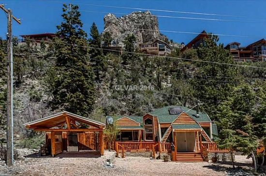 3 beds 2 baths 1,663 sq ft Beautifully remodeled and upgraded Kyle Canyon home that utilizes all the square footage to its maximum potential. Fully furnished with high ceilings and gorgeous Skylight, it is a gem that can be enjoyed all year long. Request a flyer or take one from the sign as there are too many features to mention. Besides the covered porch there are 3 different level decks in the backyard all with Spectacular mountain views.  WHAT I LOVE ABOUT THE HOME Don?t Miss Your Chance to See This Beautiful Home that has been remodeled and upgraded to make it into the perfect getaway, just 15 miles from the Ski Resort and Across from National Forest with Stunning Walking Trails.