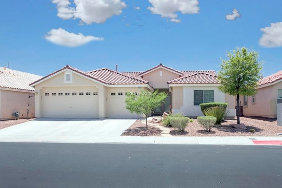 North Las Vegas, NV - $299,000 4 beds 2 baths 1,970 sqft #lasvegas single family home is located at 3805 Robin Knot Ct North Las Vegas, Nevada. This home is in the Aliante School District. The nearest schools are Goynes Theron H & Naomi D, Goynes Theron H & Naomi D, Cram Brian & Teri and Shadow Ridge. Hot spa in winter, cool pool in summer! Low maintenance yard. Fourth bedroom used as office and den.
