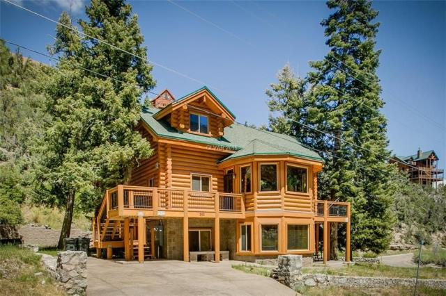 $1,480,000  5 beds 4 baths 3,756 sq ft One of Mt. Charleston's most exquisite properties is finally available for sale. 5 bed. dream cabin in Echo sub. - easily accessed year rd. Immaculate getaway w/ 360 Mt. views, huge open great room and chef's kitchen, over-sized basement & 2 car+ garage. Radiant heat flooring throughout. Jaw dropping master bed w/ fireplace, balcony & luxury bath. Giant guest bedrooms w/ balconies. RV parking. & one of largest lots on Mountain.