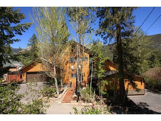 Home for sale nestled in the Spring Mountains, just beyond the sparkling lights of Las Vegas, is a mountain community named for the towering snow-capped mountain peak that overlooks the fabulous Vegas Valley, Mt. Charleston.