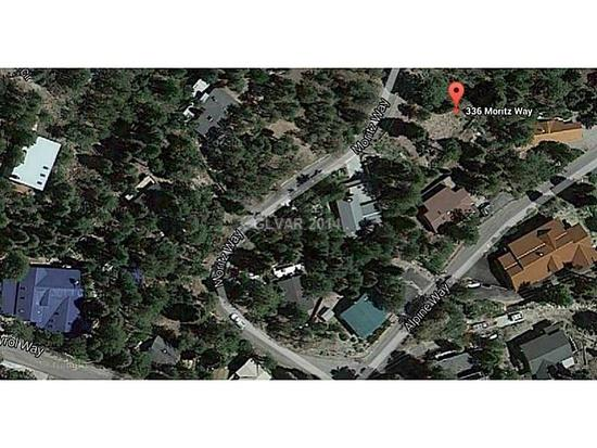 Mount Charleston land with 10,454 sq ft lot for sale.