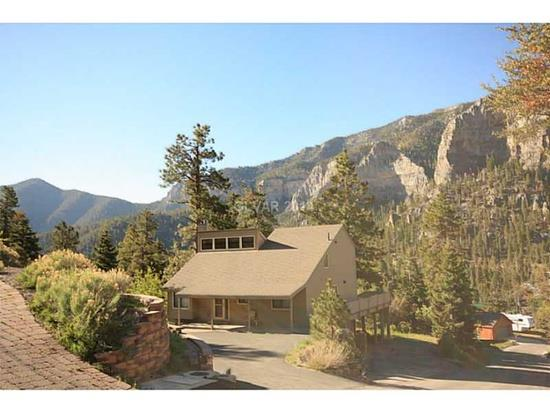 Mount Charleston NV home for sale 2198 square foot single family home has 3 bedrooms and 2.0 bathrooms.
