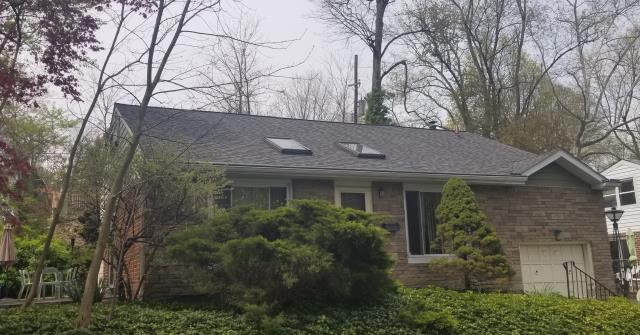 """Bala Cynwyd, PA - Residential Roof Replacement - Replace existing roof with New CertainTeed Landmark PRO, new underlayment, new flashings, new ridge - vent . Color; Pewterwood.  Roofing Contractor Bala Cynwyd PA 19004 Siding Contractor """"We Offer James Hardie Siding and Trim"""" Bala Cynwyd PA 19004"""