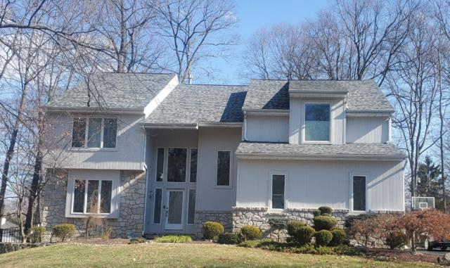 Holland, PA - Residential Roofing -Replace existing roof with new CertainTeed Landmark PRO shingles, new underlayment, new flashing and new ridge-vent. Color ; Granite Gray 