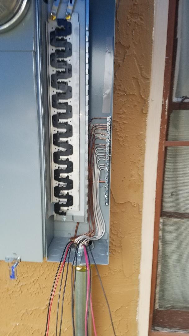 La Mesa, CA - Service panel upgrade