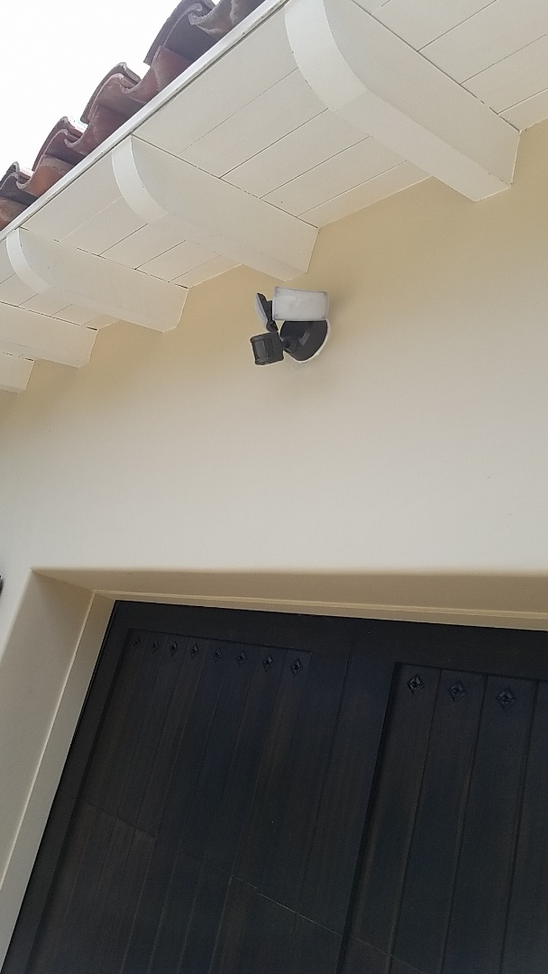 Rancho Santa Fe, CA - Security light