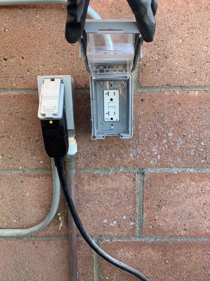 Poway, CA - Electric needed