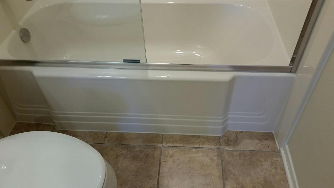 Chula Vista, CA - Acrylic tub