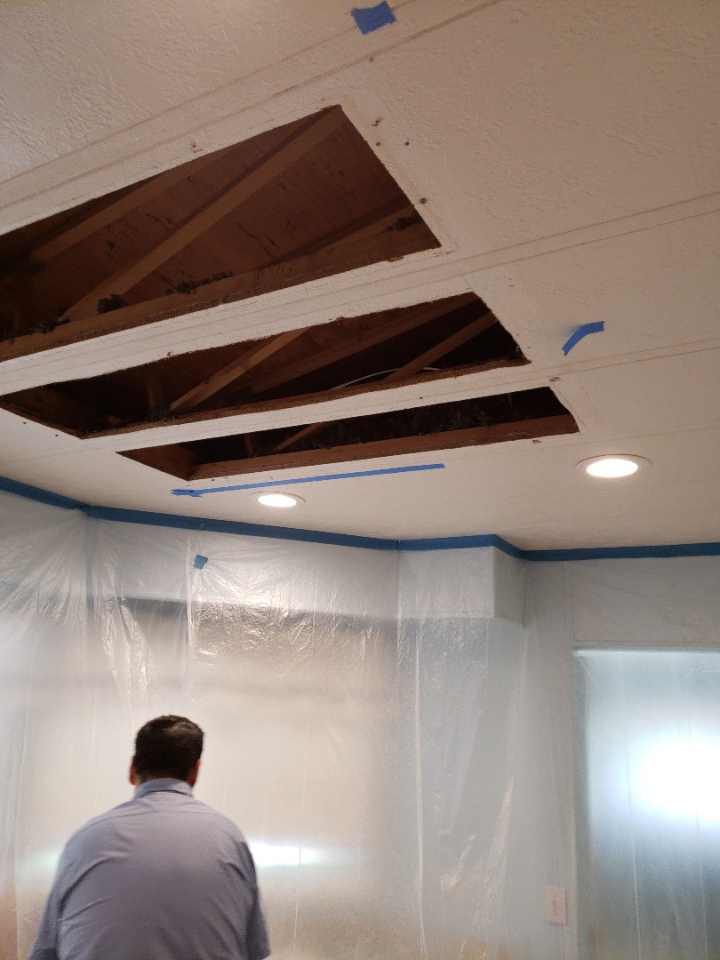 Escondido, CA - Drywall repair