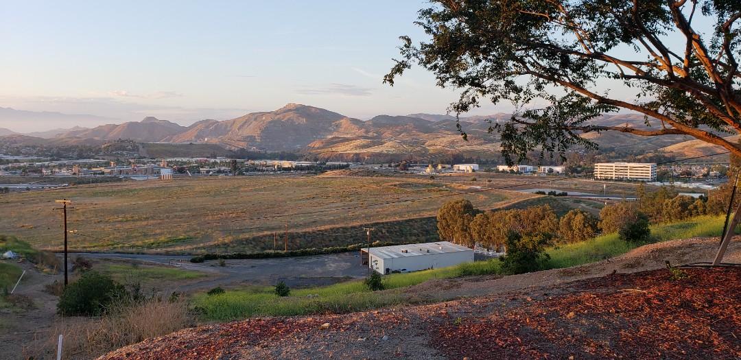 Corona, CA - Corona Hillside foundation inspection.