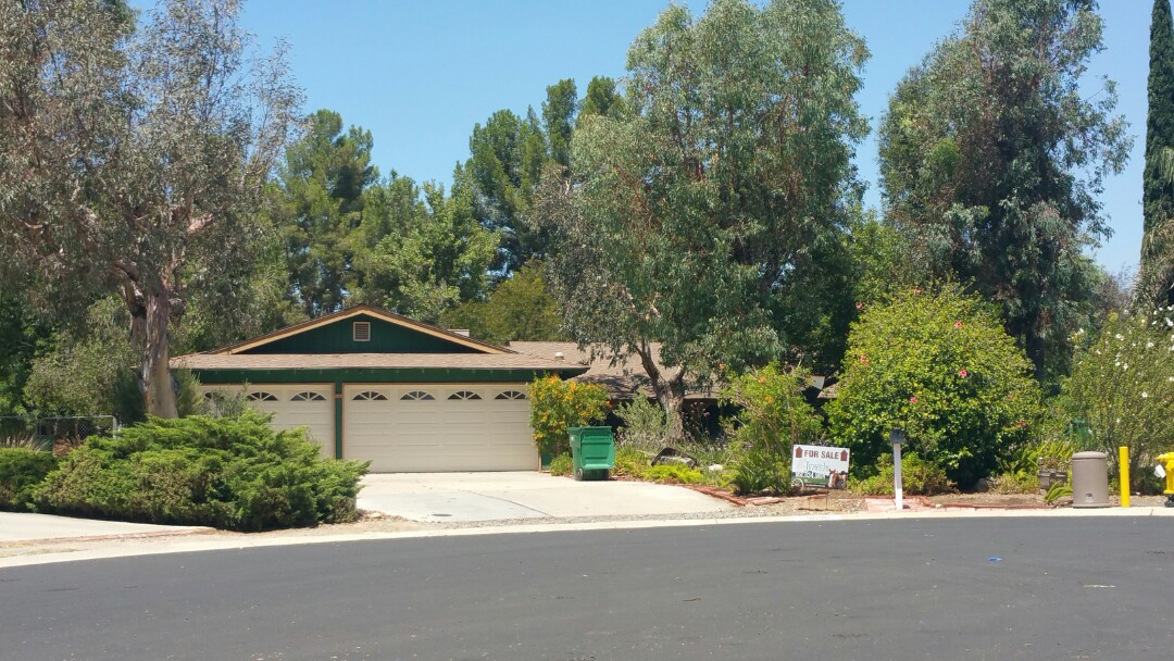 Norco, CA - Real estate inspection for foundation