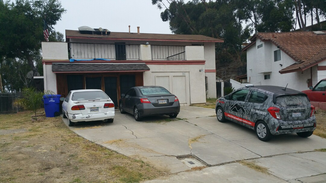 San Diego, CA - Foundation inspection and stabilization