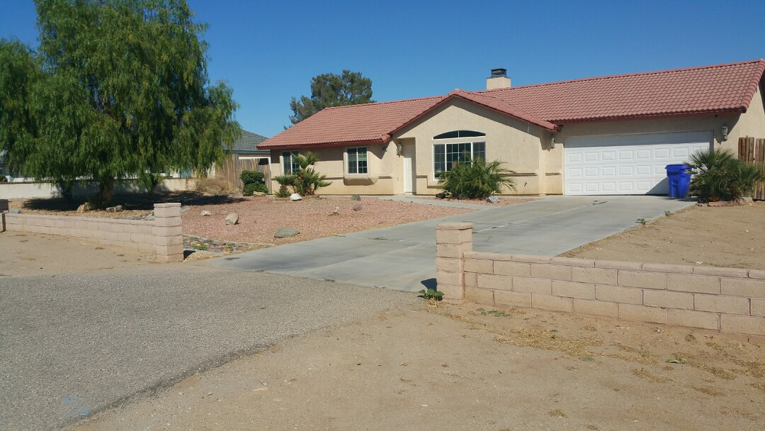 Victorville, CA - Real estate inspection,  foundation