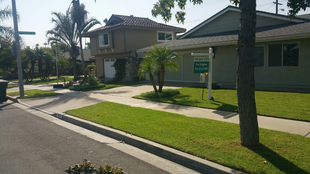 Placentia, CA - Foundation real Estate inspection