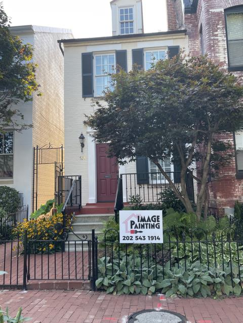 Capitol Hill Exterior Painting