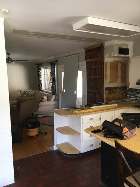 Kitchen Remodel in Montgomery