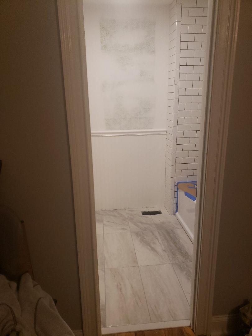 Birmingham, AL - Master bath remodel
