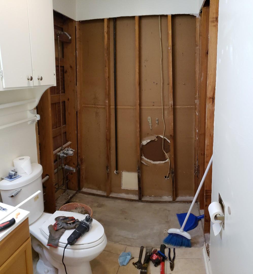 Millbrook, AL - New tub/shower